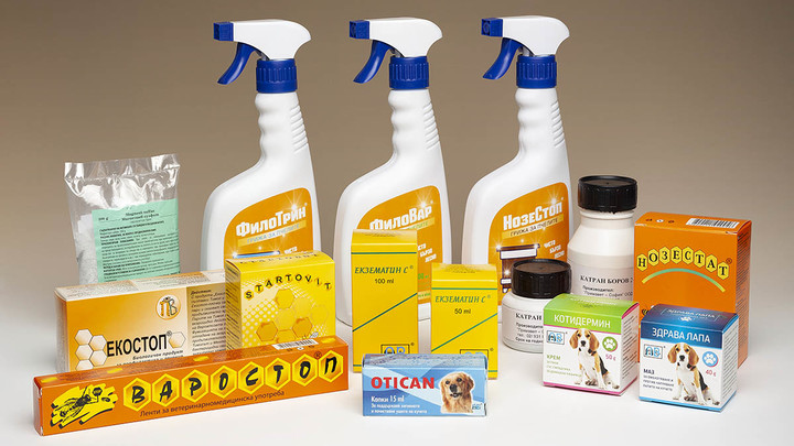 primavet products